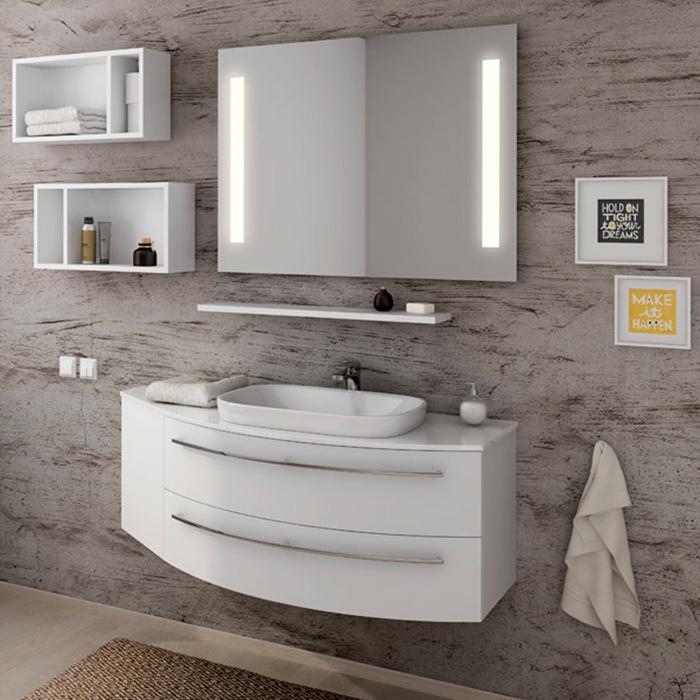 Grantour bagno, l\'attenzione per il design e i materiali