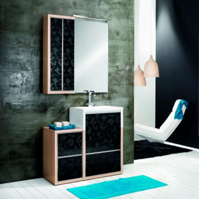 Arredamento moderno bagno