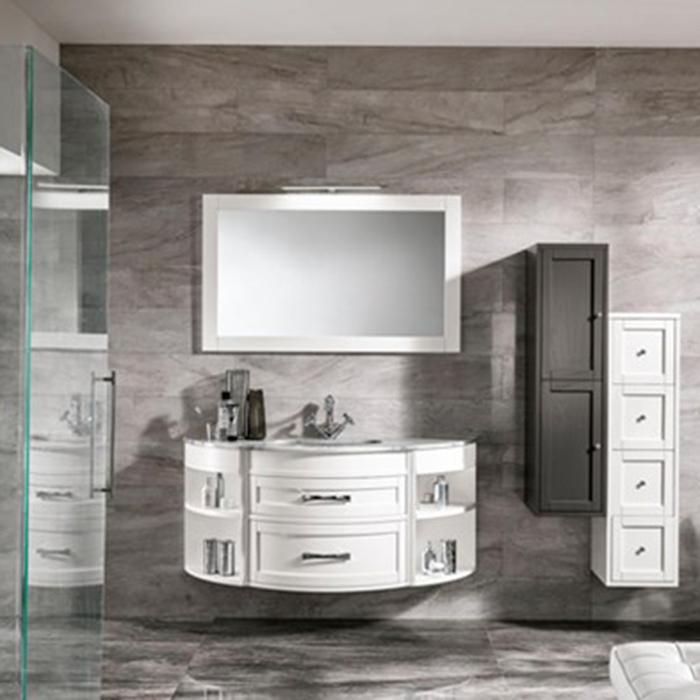 Eban arredobagno, l\'arredamento bagno classico in chiave moderna