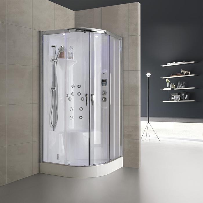 Box doccia multifunzione